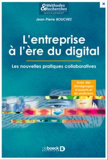 16h. Table ronde « Vision et perspectives des grandes tendances du collaboratif et de la transformation numérique »