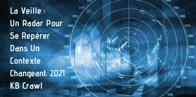 La Veille : Un Radar Pour Se Repérer Dans Un Contexte Changeant. 2021. Tribune Libre.