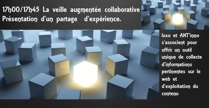 La veille collaborative augmentée