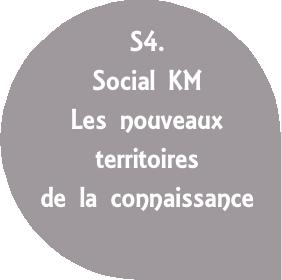 Social KM • Ateliers Expert. Les nouveaux territoires de la gestion des connaissances. Mardi 17 oct 2017 Après-midi. Search-Day.com