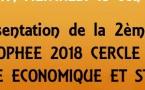 16h00. Présentation de la 2ème édition du TROPHEE 2018 CERCLE K2 INTELLIGENCE ECONOMIQUE ET STRATEGIQUE.