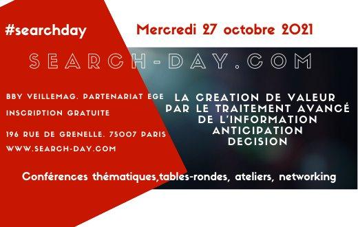 Mercredi 14 octobre 2020. en partenariat avec l'EGE 196 rue de Grenelle 75007 Paris. A partir de 9h00