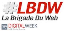 myDIGITALWEEK et la Brigade du Web