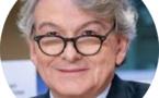 Personnalité. Thierry Breton. commissaire européen du marché intérieur