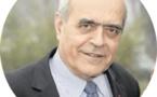 Alain Juillet. President de Académie de l'Intelligence Economique