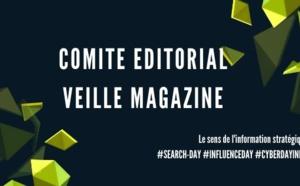 Le comité éditorial Veille Magazine
