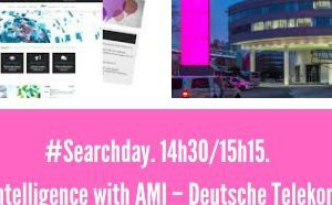 14h30/15h15. Competitive Intelligence with AMI – Deutsche Telekom case study